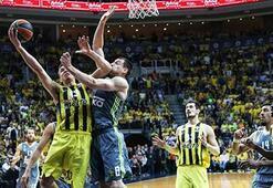 THY Avrupa Liginde Fenerbahçe, yarın Real Madridi yenerse 4lü Finale yükselecek