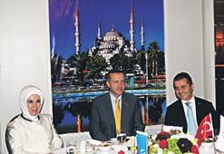 Erdoğan Londra'da olimpiyat iftarına katıldı