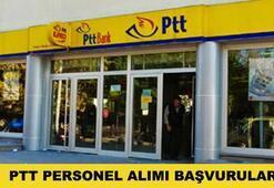 PTTye bin 750 personel alımında süreç başladı
