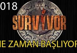 Survivor 2018 yarışmacıları kimler Suvivor ne zaman başlıyor