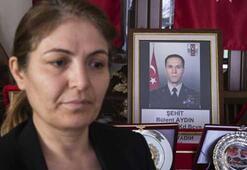Şehit astsubayın eşi Şahnaz Aydın: Kocamı Mehmet Partigöç vurdu