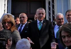 Cumhurbaşkanı Erdoğan ile foto muhabiri arasında güldüren diyalog