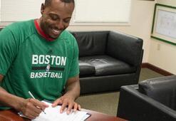 Pierce, Boston Celticste bıraktı