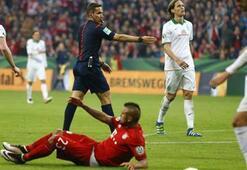Alman hakem, kupa maçında verdiği penaltıdan dolayı pişman