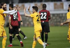 Gençlerbirliği - Eskişehirspor: 1-2