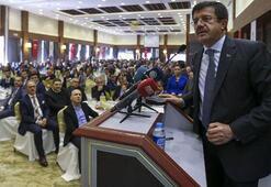 Bakan Zeybekci: Türkiye dimdik elif gibi ayakta