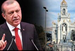 Cumhurbaşkanı Erdoğan, Demir Kiliseyi açacak