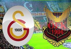 Galatasaray Östersunds maçı saat kaçta hangi kanalda (İşte GSnin 11i)