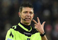 Süper Kupa finalini Rocchi yönetecek