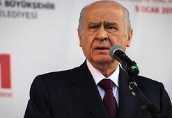 MHP Genel Başkanı Bahçeli: Afrin mutlak surette temizlenmelidir