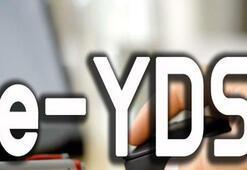 E-YDS sonuçları ne zaman açıklanacak Sonuçlar nasıl öğrenilecek