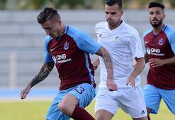 Trabzonspor-Eto Györ: 1-2