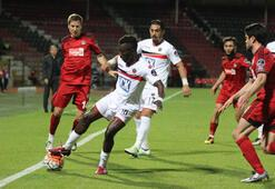 Gaziantepspor - Gençlerbirliği: 1-3