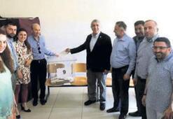 AK Parti  İzmir, delegeler  için sandığa gitti