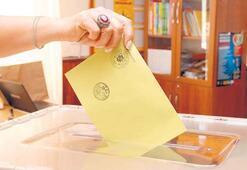 Yerel seçimlerde oylar tek zarfta