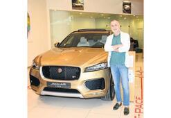 Kosifler Oto, Jaguar F-Pace'i satışa sundu