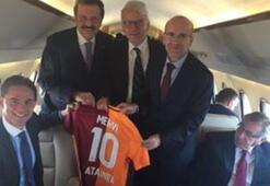 Galatasaraydan Finlandiyaya forma