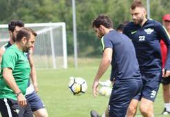 Akhisar, Karabük ve Galatasaray ile hazırlık maçı yapacak