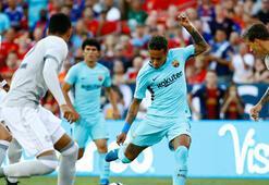Neymar Manchesterı tek başına yıktı