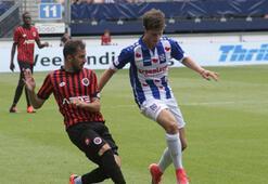 Gençlerbirliği-Granada: 0-0