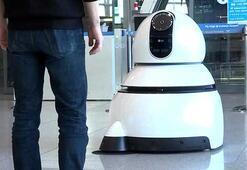 Güney Korenin en büyük havaalanı LGnin robotlarına emanet