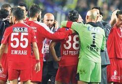 Antalya, Serie A devini yendi