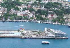 Galatasaray yönetiminin, Galatasaray Adasını satmayı planladığı iddia edildi