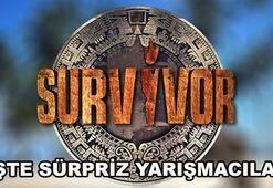 Survivor yarışmacıları kimler 2018 Survivor ne zaman başlayacak