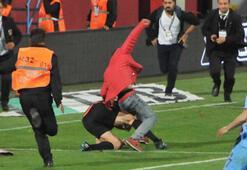 PFDKdan Trabzonspora 4 maç ceza