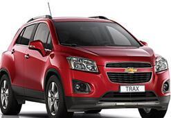 Chevrolet'nin yeni küçük SUV'u Paris'e hazır
