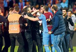 Trabzonspora 4 maç ceza