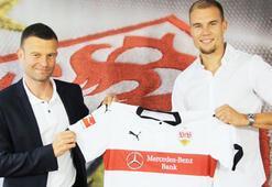 Badstuber, Stuttgarta imzayı attı