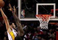 Nefes kesen maç Rocketsın: 148-142...