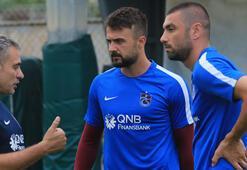 Trabzonsporda Burak Yılmaz dengeleri bozdu