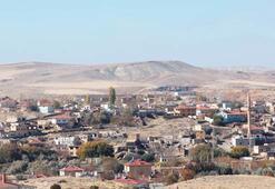 Bu köyde evler kanser ediyor