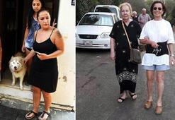 Fatma Girik de depreme yakalandı