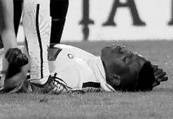 Futbolcu sahada hayatını kaybetti