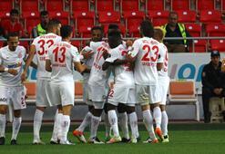 Mersin İdman Yurdu - Antalyaspor: 0-1