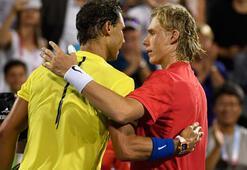 Nadal, 18 yaşındaki tenisçiye elendi