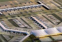 Tüm yollar yeni havalimanına çıkacak