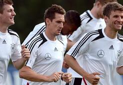 Alman Milli Takımı, hazırlık maçları için toplanıyor