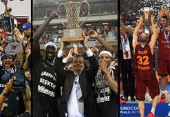 Türk basketbolu Avrupada 4. kupanın peşinde