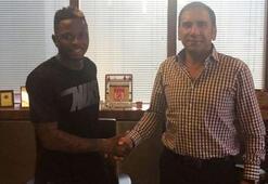 Sivasspor, Cyriac Gohi ile 3 yıllık sözleşme imzaladı