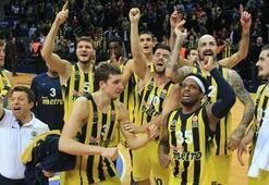 Fenerbahçe against Spanish Laboral