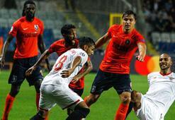 Medipol Başakşehir - Sevilla maç sonucu: 1-2 (İşte maçın özeti)