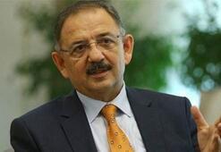 Bakan Özhaseki: Yeni yasanın eli kulağında, 7.5 milyon bina...