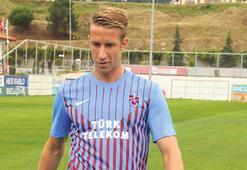 Yeni Trabzonspor Saracoğlu'nda sahada