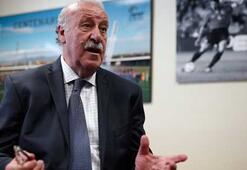 Del Bosque emekliye ayrılıyor