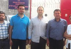 CHP'den en kıdemli hükümlüye ziyaret