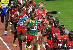 Afrikalı sporcular kayıp